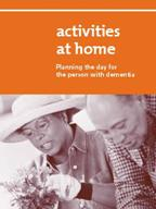 Click to Download and Print Out PDF: Activities at Home